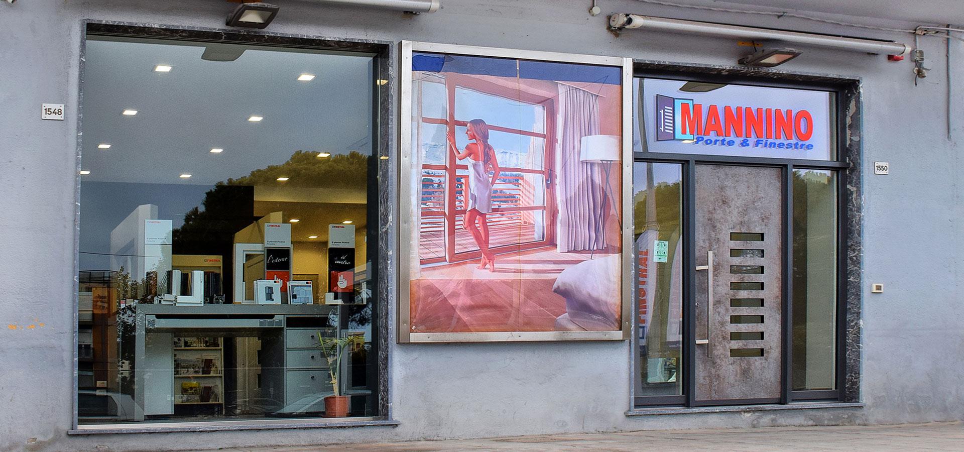 Mannino porte e finestre palermo tende pvc alluminio - Porte e finestre palermo ...